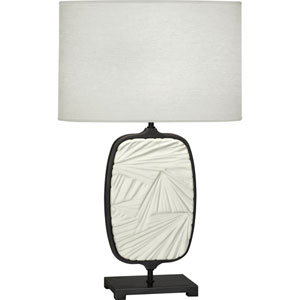 Norris Deep Patina Bronze 28-Inch One-Light Table Lamp