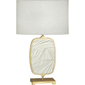 Norris Brass One-Light Table Lamp