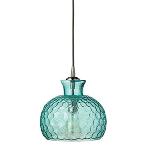 Mod Aqua One-Light Mini Pendant