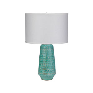 Stan Blue  One-Light Table Lamp