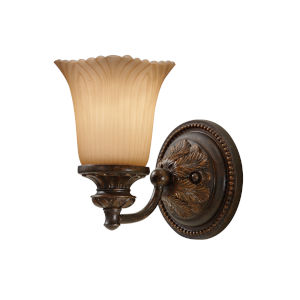 Kensley Bronze Six-Inch One-Light Vanity Strip