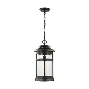 Chelmsford Bronze One-Light Hanging Lantern