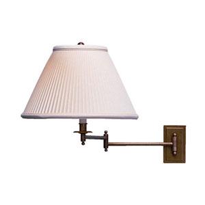 Bayfield Brass One-Light Wall Swinger