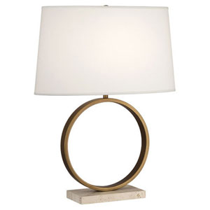 Delancey Aged Brass One-Light Table Lamp