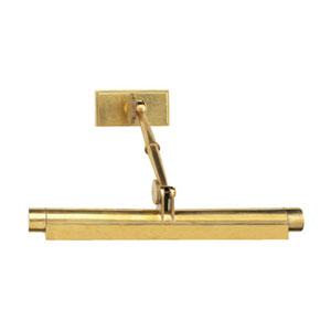 Bromfield Brass Two-Light Picture Light