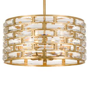 Cayman Gold One-Light Pendant