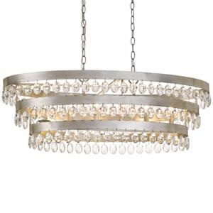 Kensington Bronze Six-Light Chandelier
