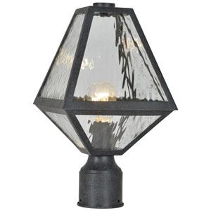 Randolph Black Outdoor Post Lantern