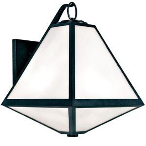 Randolph Black Four-Light Wall Sconce