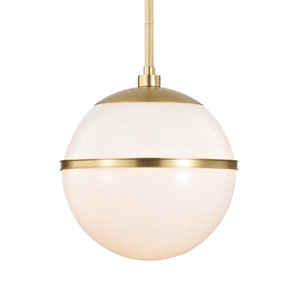 Supernova Gold One-Light Pendant