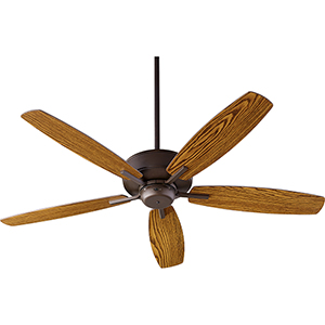 Cedars Oiled Bronze  Ceiling Fan