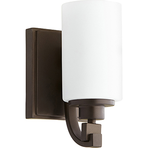 Manchester Oiled Bronze One-Light Wall Sconce