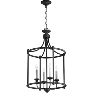 Manchester Black Four-Light Pendant