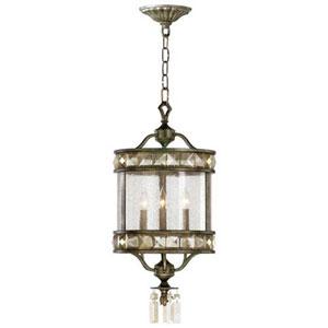 Villette Bronze Three-Light Chandelier