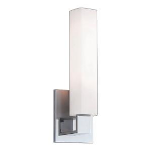 Emerson Polished Chrome One-Light Wall Sconce