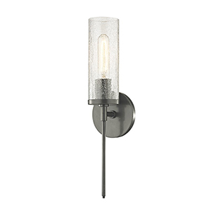 Ana Old Bronze One-Light 5-Inch Wall Sconce