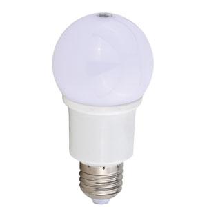 Instalux 40W A19 E26 LED White Sensor Bulb
