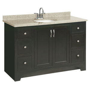 Ventura 48 X 21 Inch Four-Drawer Vanity