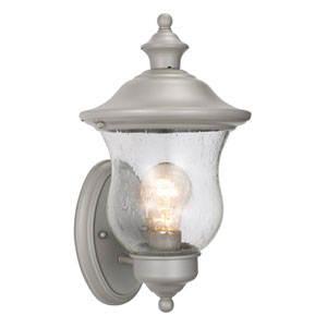 Highland Heritage Silver Outdoor Wall Mount