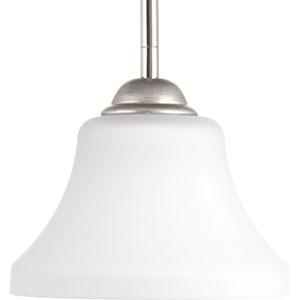 P500007-104: Noma Polished Nickel One-Light Mini Pendant