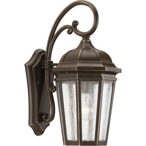 P560015-020: Verdae Antique Bronze One-Light Outdoor Wall Mount