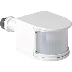 P6345-28: Security Bright White One-Light LED Outdoor Motion Sensor