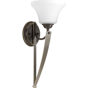 P710005-020: Noma Antique Bronze One-Light Wall Sconce
