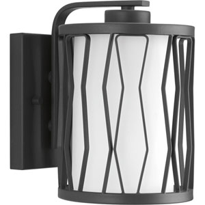 P710007-143: Wemberly Graphite One-Light Wall Sconce
