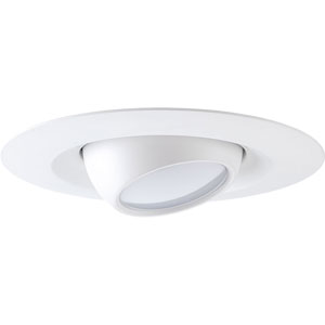 P8176-28-30K: LED Recessed Satin White Energy Star One-Light LED Recessed Light