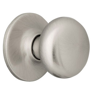 Cambridge Satin Nickel Reversible Dummy Door Knob