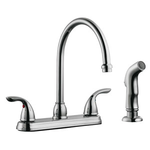 Ashland High Arch Kitchen Faucet with Sprayer