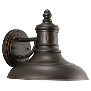 Monterey Oil Rubbed Bronze Outdoor Dark Sky Downlight Wall Mount