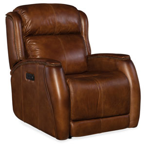 Emerson Power Recliner with Power Headrest