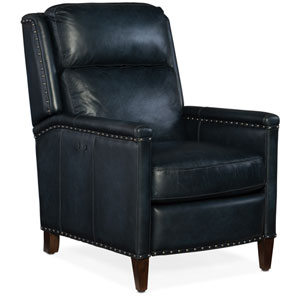 Zen Black Power Recliner