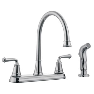 Eden Kitchen Faucet with Sprayer