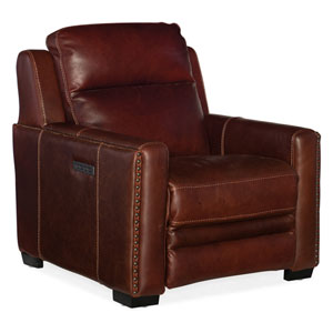 Aviator Power Recliner with Power Headrest and Power Lumbar Support