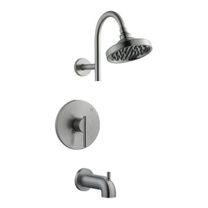 Geneva Tub and Shower Faucet