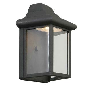 Montrose LED Outdoor Wall Light Black