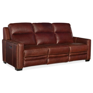 Aviator Power Motion Sofa with Power Headrest and Power Lumbar Support