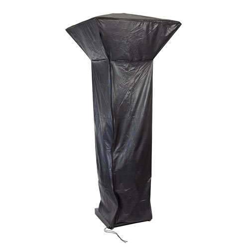Full Length Outdoor Square Patio Heater Vinyl Cover