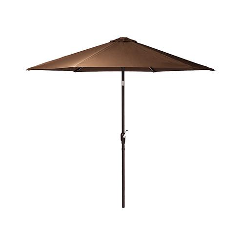 Well Traveled Living Grayton 9-Foot Illuminated Umbrella