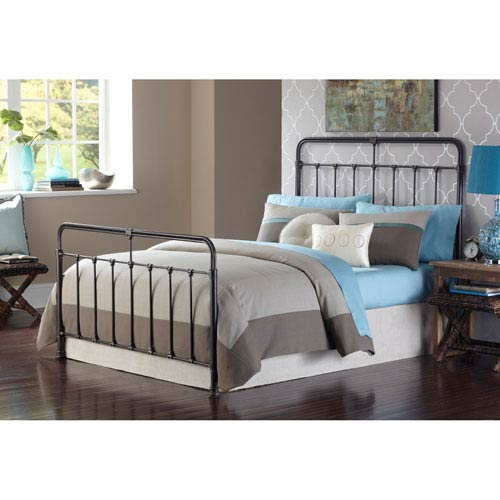 Fairfield Dark Roast California King Bed