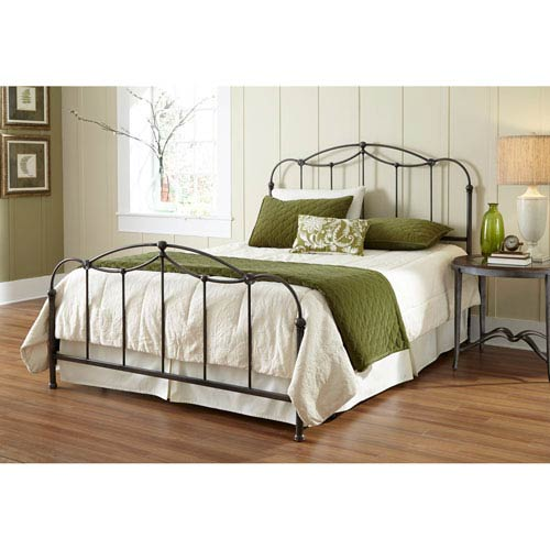 Fashion Bed Group Affinity Blackened Taupe Queen Bed