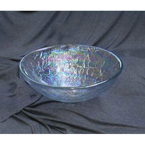 Crystal Reflections 17-Inch Vessel