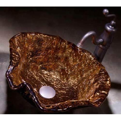 Copper Alina Art Vessel