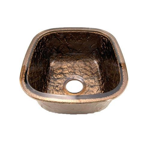Cobalt Copper Undermount Kitchen Sink