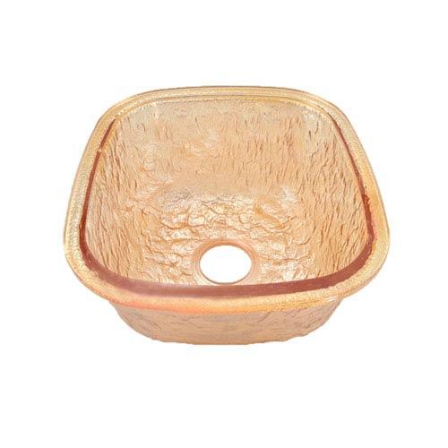 Champagne Gold Undermount Kitchen Sink