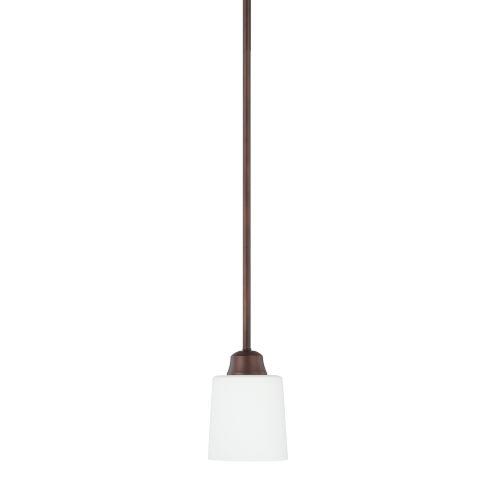 HomePlace Hayden Bronze 53-Inch One-Light Mini Pendant
