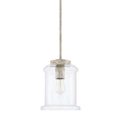 Kayla Gray One-Light Pendant