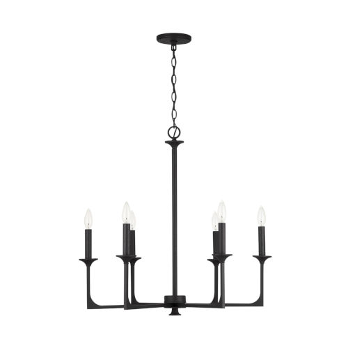 Clint Six-Light Chandelier